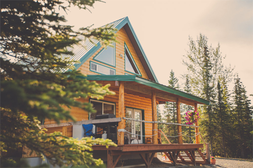 Kenai River Eagles Retreat Cabin