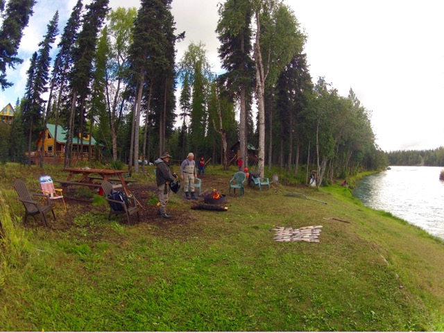 Kenai River Fishing Cabins